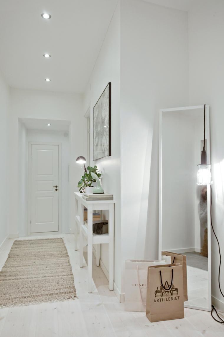 Kleine moderne und praktische Halle - Ideen und Ratschläge | Small ...
