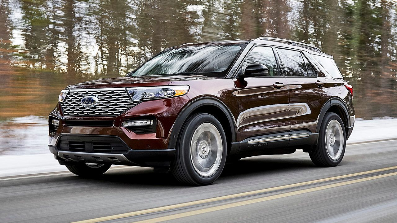 2020 Ford Explorer Revealed With Familiar Style And Lots Of New