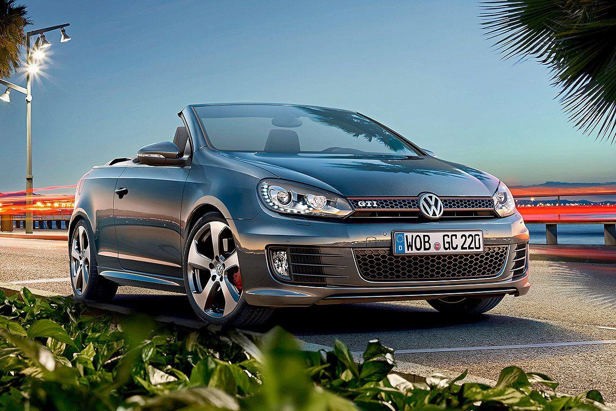 Neue Vw 2020 2021 2022 Und 2024 Vw Golf Cabrio Cabrio Volkswagen