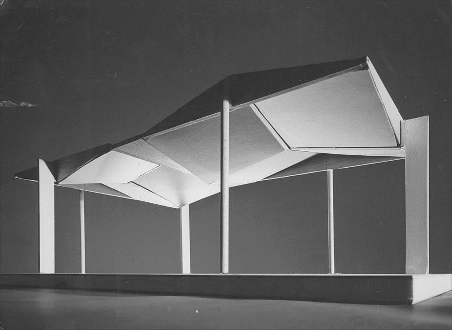 Fondation Le Corbusier - Buildings - Pavillon d\u0027exposition ZHLC