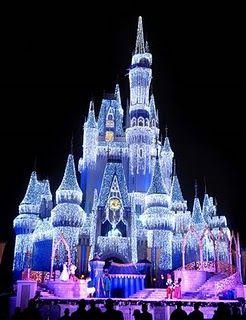 Christmas at Disneyworld-November