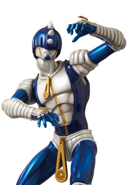 Sticky Finger, Stand from the 5th season of JoJo's Bizarre Adventure