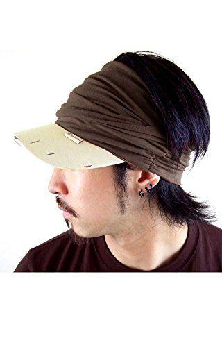 Casualbox Mens Sun Hat Visor Anti Uv Hair Styling Outdoor Japanese Design Brown To View Further For This Item Visit Mens Sun Hats Sun Hats Japanese Design