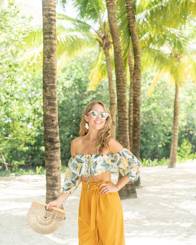 Today's Everyday Fashion: So Much Tropical Style — J's Everyday Fashion