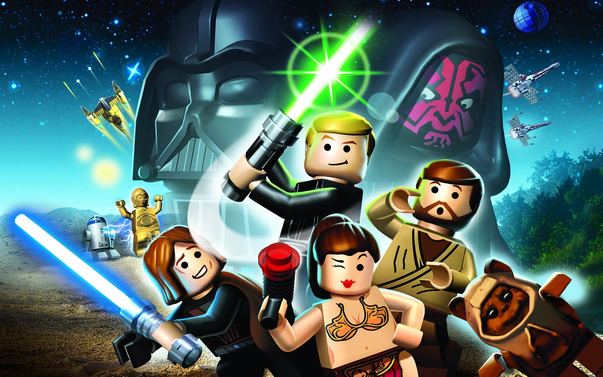 Lego Star Wars Wallpapers Mobile Free Download Star Wars Games Star Wars Pictures Lego Star Wars