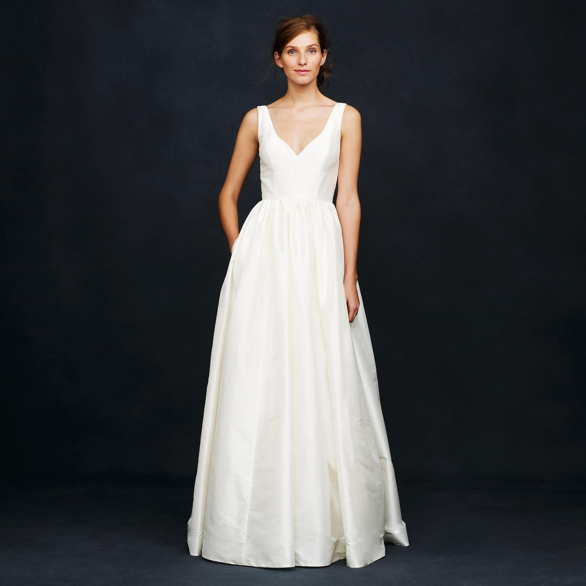 1320307d038 J.Crew Karlie Ball Gown Wedding Dress on Tradesy Weddings (formerly  Recycled Bride)