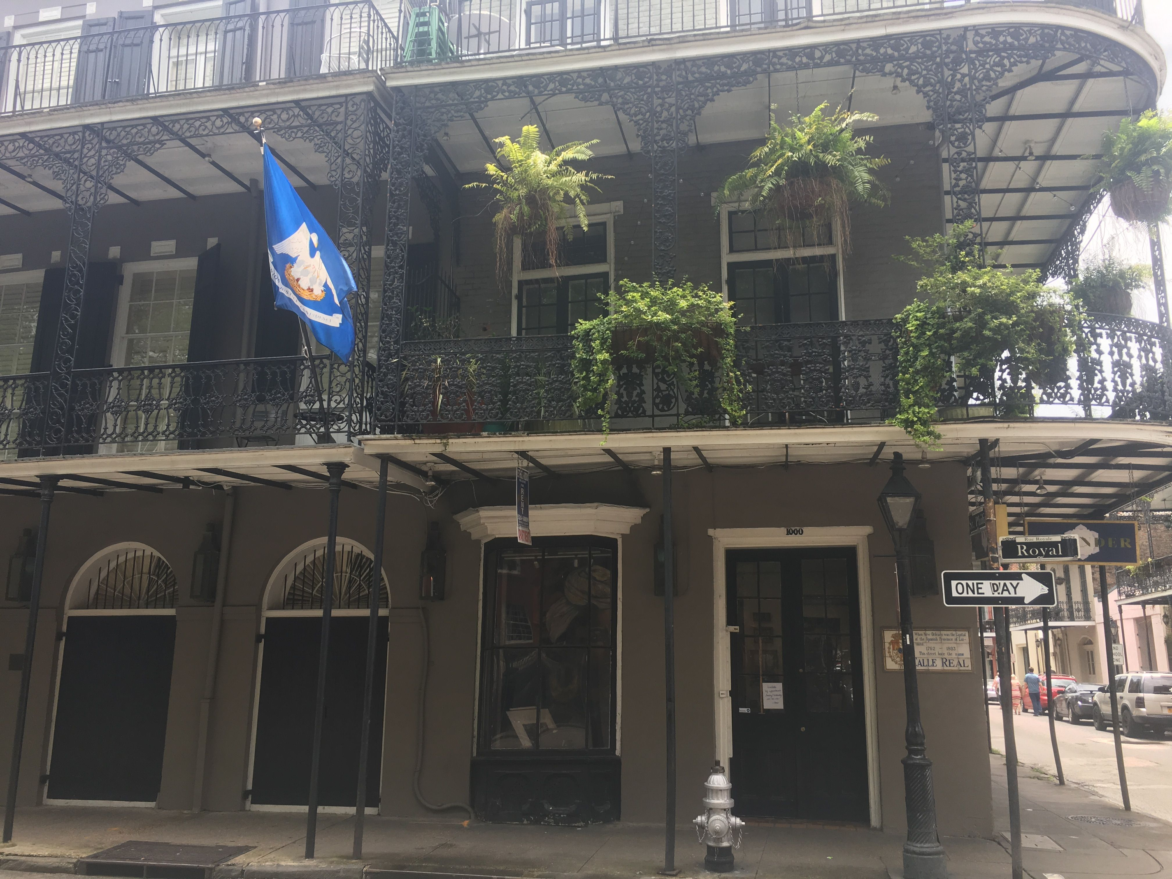 Hotel Royal New Orleans Is A Newly Renovated 1827 Creole Townhouse