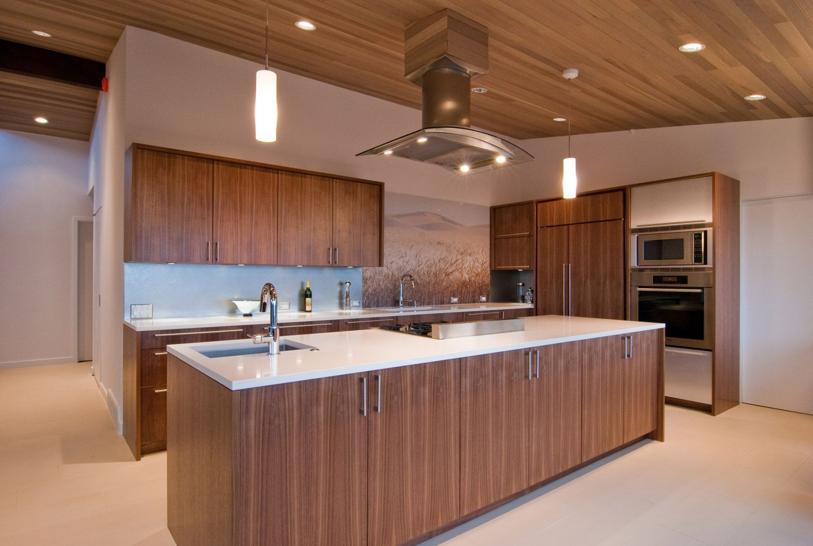 Fashion Proof Material Palettes Walnut Countertop West