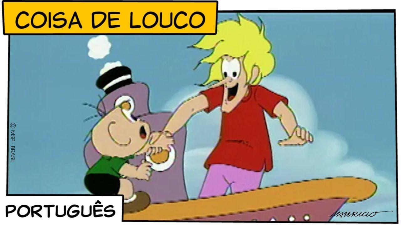 Coisa De Louco 1998 Turma Da Monica Turma Da Monica Anos 80