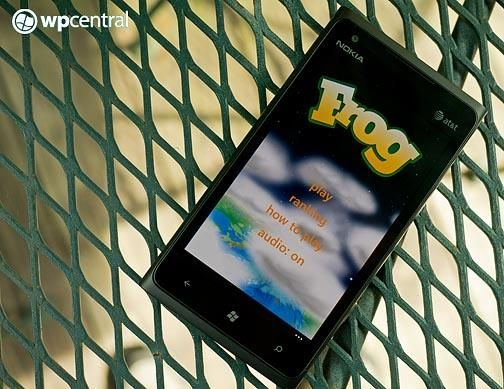 Windows Phone Game Review: Frog