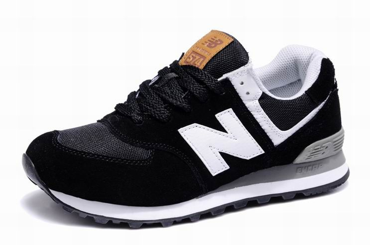 more photos b9466 3f4f4 New balance 574 women shoes NB574UC BLACK