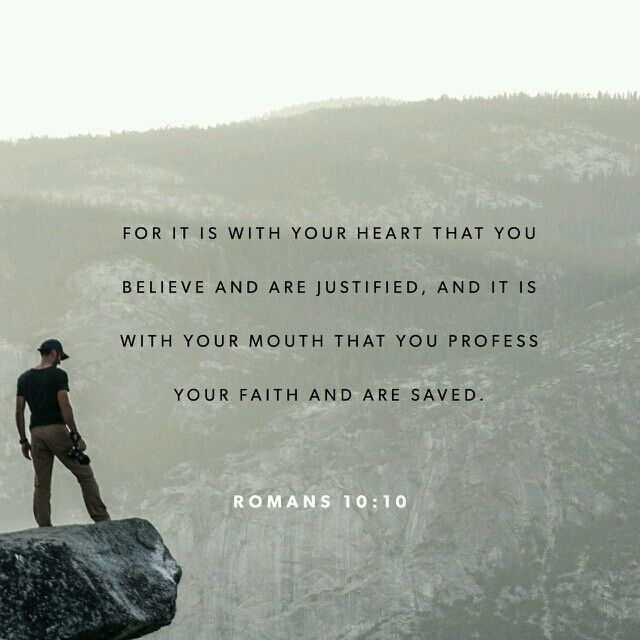 Romans 1010 Basic Instructions Before Leaving Earth Bible