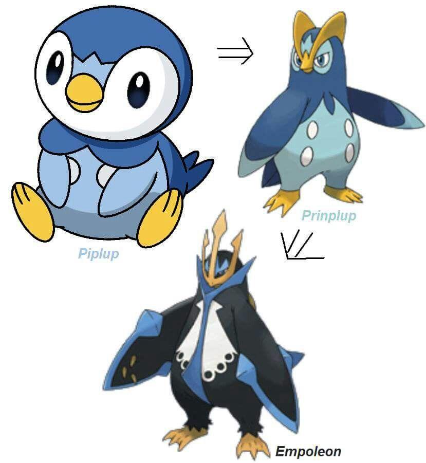 Piplup Evolution Pokemon Pokémon, Sonic the Hedgehog, Team rocket