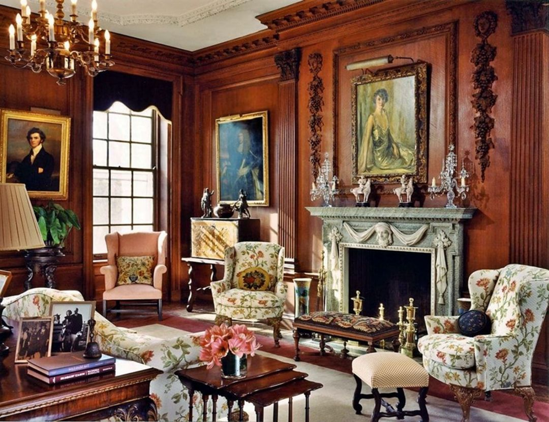 10 Beautiful Victorian Living Room Designs That Will Make ...