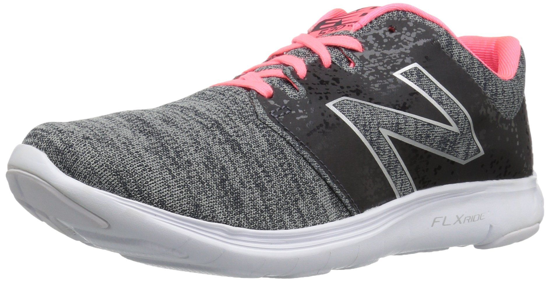 new style 59eae e2a20 New Balance Womens w530v2 Running Shoes, Dark Grey, 10 B US. Removable  insole