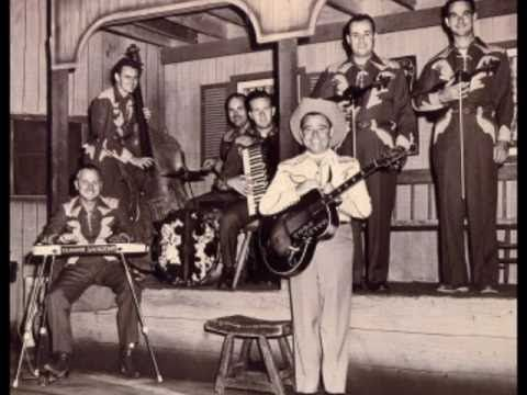 Eddie Cletro And His Round Up Boys - Flyin Saucer Boogie - YouTube