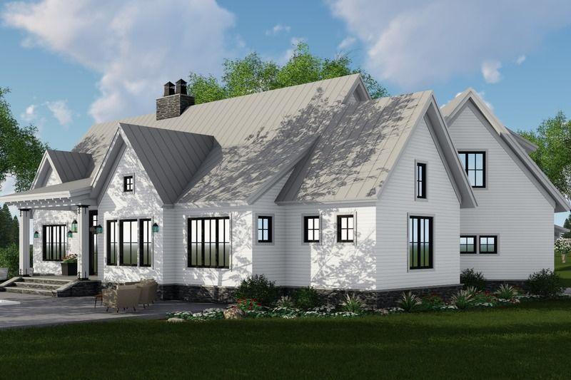 Farmhouse Style House Plan - 4 Beds 3 Baths 2150 Sq/Ft ...