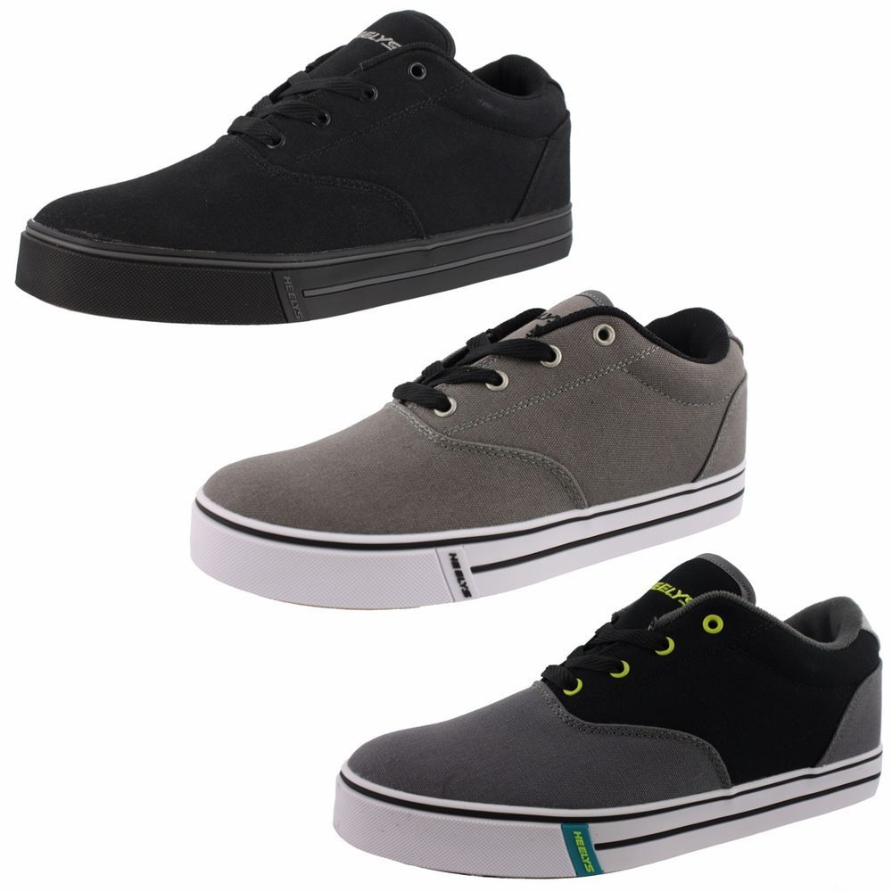 HEELYS MENS LAUNCH SKATE SHOES STYLE