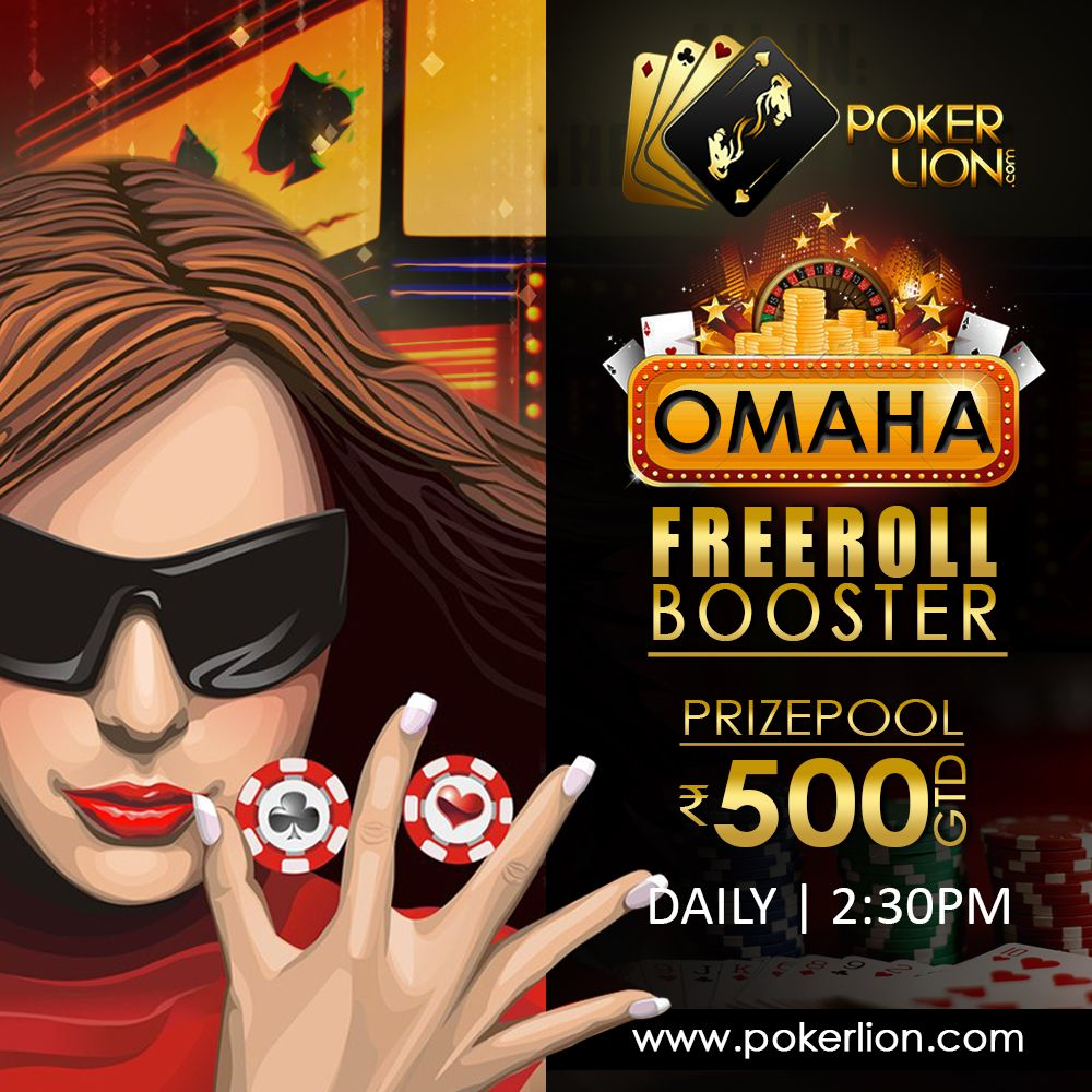 Set up your alarms daily at 230 PM for the Omaha Freeroll
