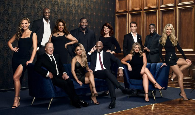 From Lamar Odom to Christie Brinkley: See the Dancing with the Stars Season 28 Cast Photos #dancingwiththestars