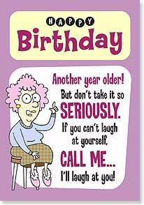 Pin by odalys borroto on cumpleaos pinterest humor funny birthday greetings birthday greeting card greeting cards birthday wishes aunty acid humor auntie humour happy birthday greetings m4hsunfo Gallery