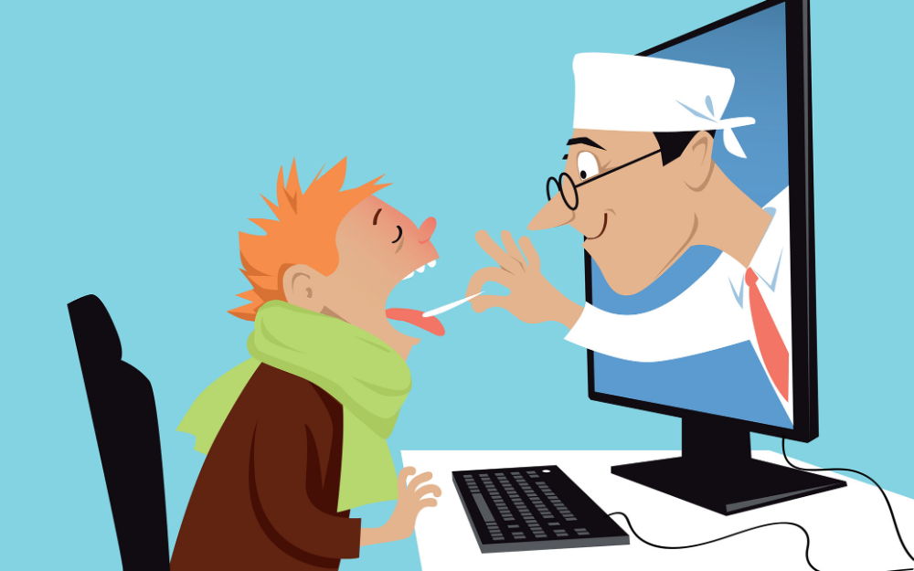 Aiming to ease the experience of visiting a doctor, a new