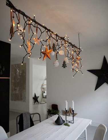 DIY  10 Déco de Noël à fabriquer pour sa maison Pinterest
