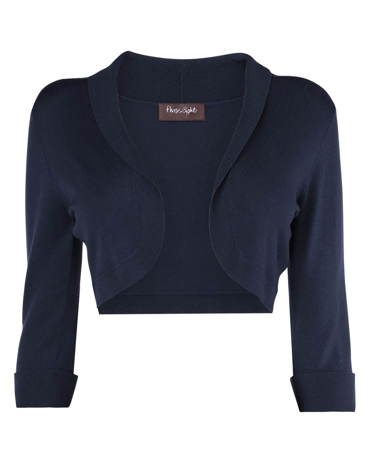 Phase Eight | Women's Shrugs & Boleros | Shawl Collar Bolero ...