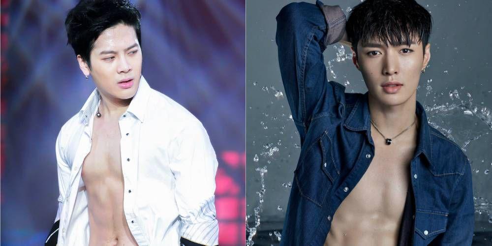 Top 10 Non Korean Hunks Of K Pop Kpop Korean Hunk