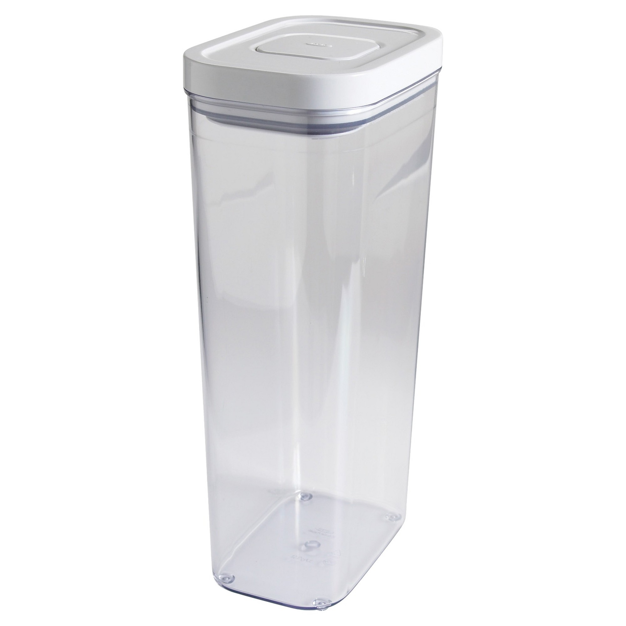 Oxo Pop 3 7qt Airtight Food Storage Container Clear Airtight Food Storage Containers Food Storage Food Storage Containers