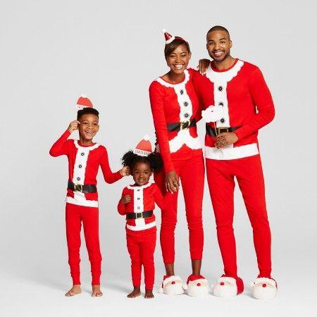 Santa Family Pajamas Collection : Target Matching Family Christmas ...