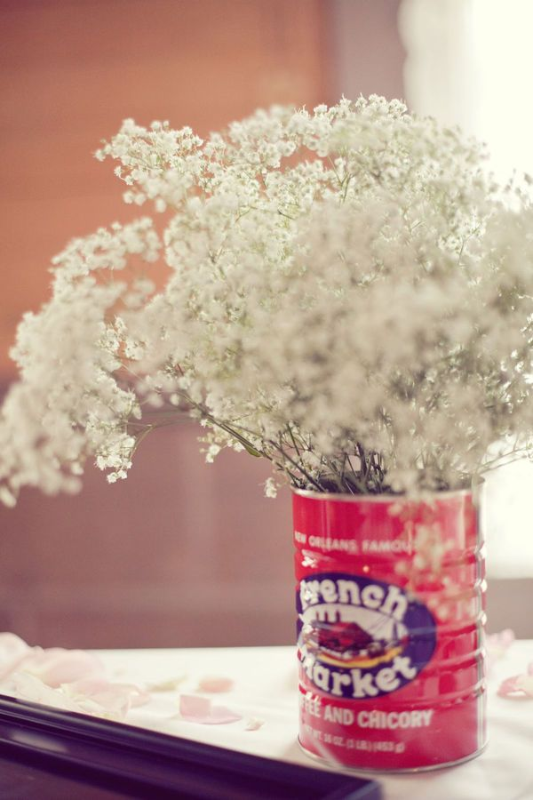 baby's breath is pretty.