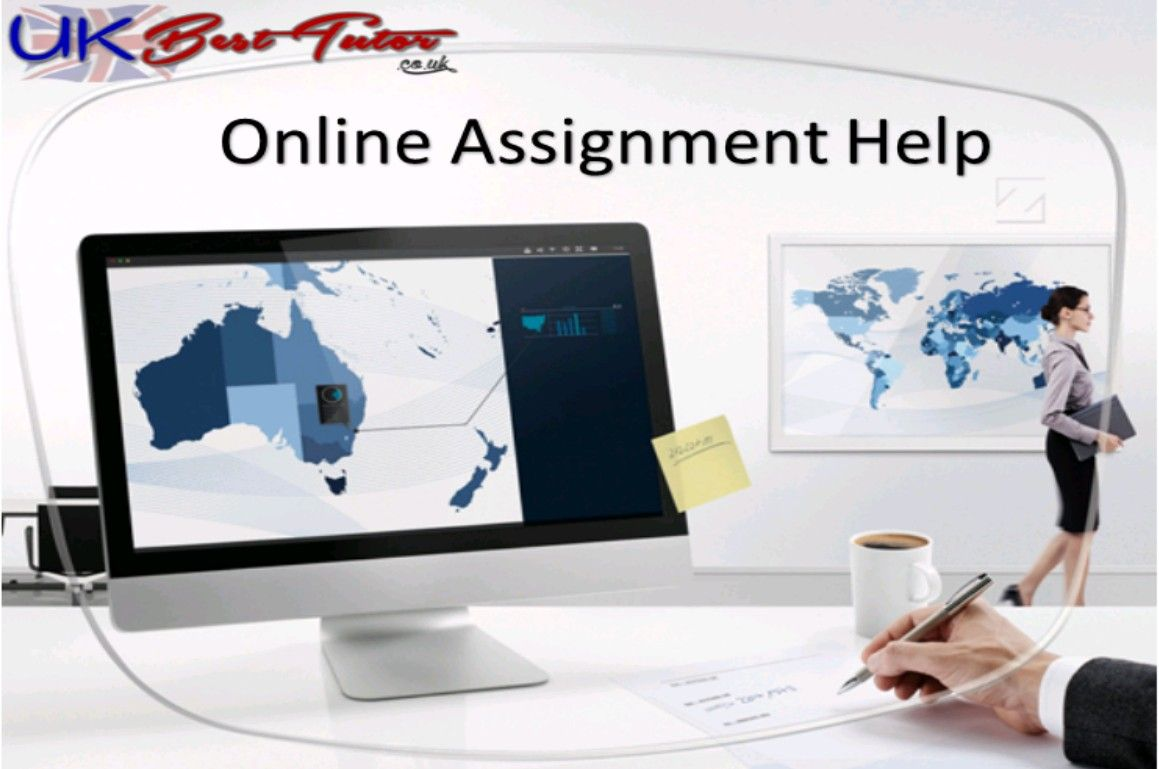 The assignment help is provided online by the UK best