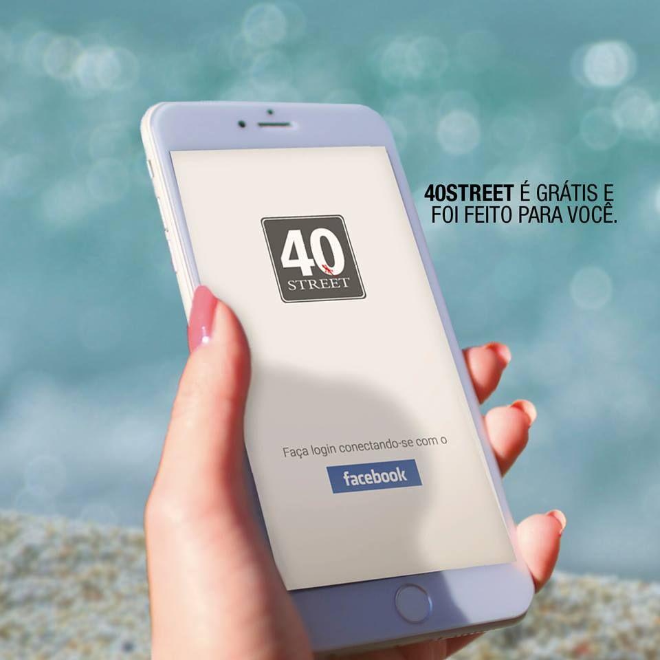 Em Breve Lancaremos O App 40street Exclusivo Para Os Solteiros