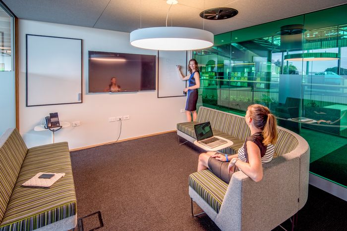 Office Tour Trustpower Offices Tauranga With Images