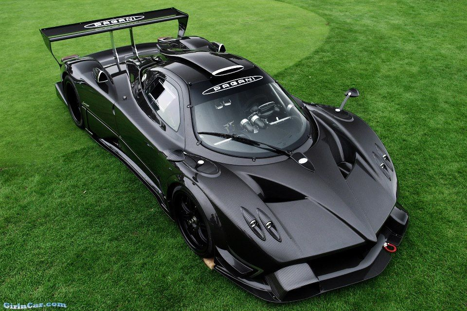 2012 Pagani Zonda R Evo Supercar Will Be Powered By The Same V12 Amg