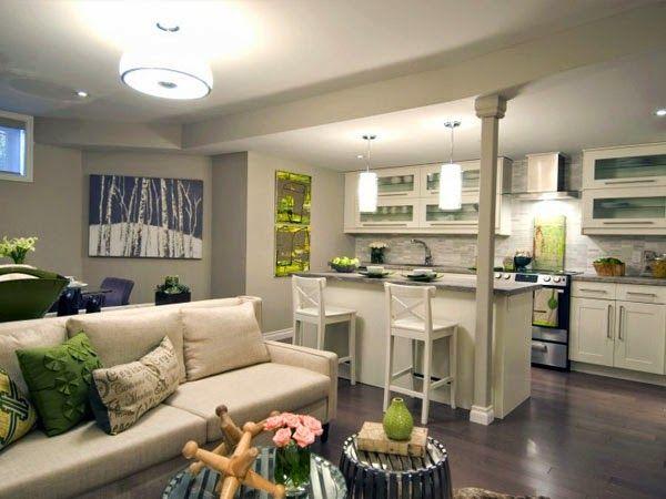 salas de estar y cocinas juntas buscar con google On sala y cocina juntas pequenas
