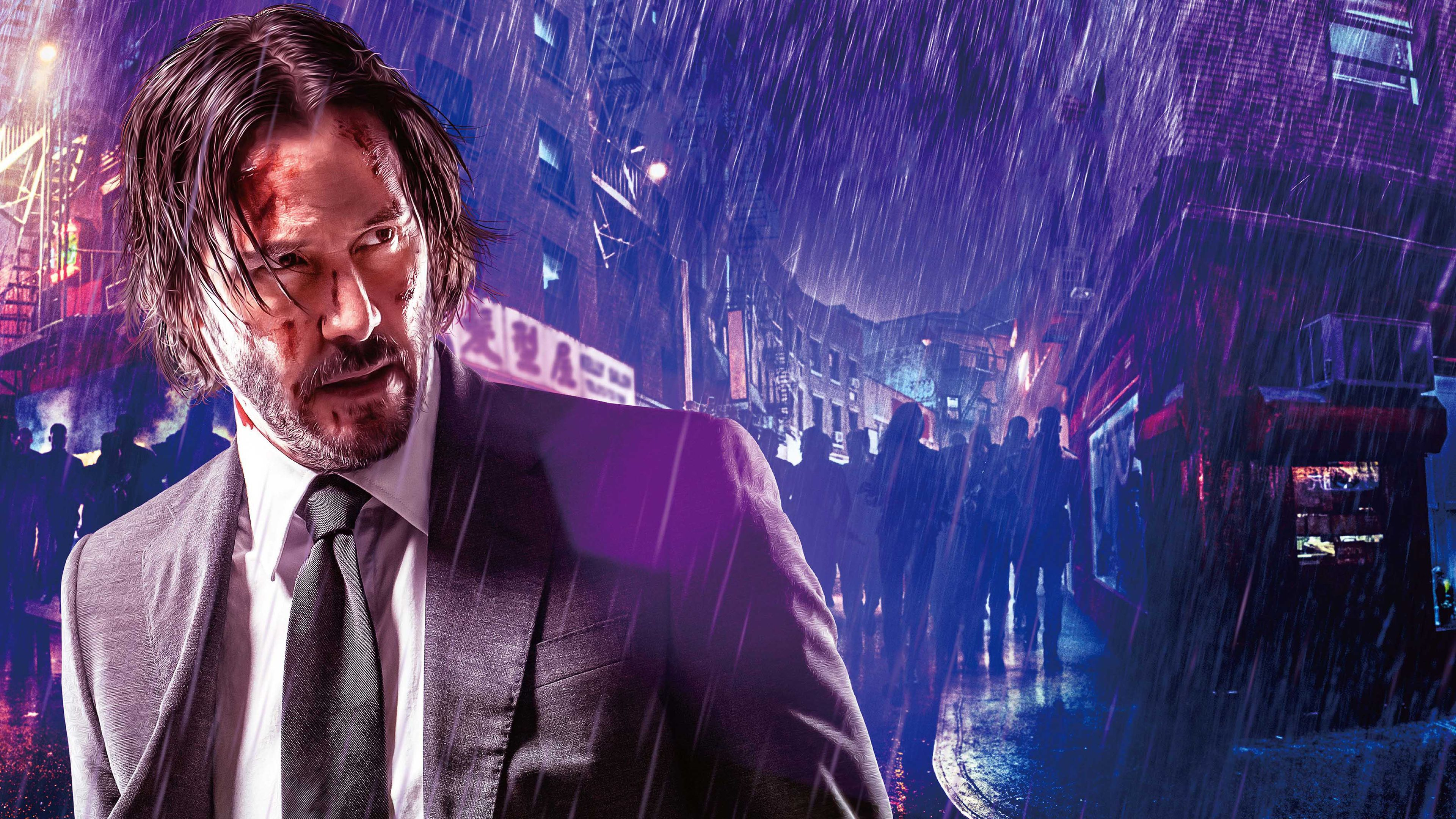 John Wick Chapter 3 Parabellum 4k 2019 movies wallpapers
