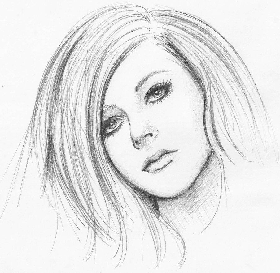 Avril Lavigne Drawing Celeb Fanarts Celebrity