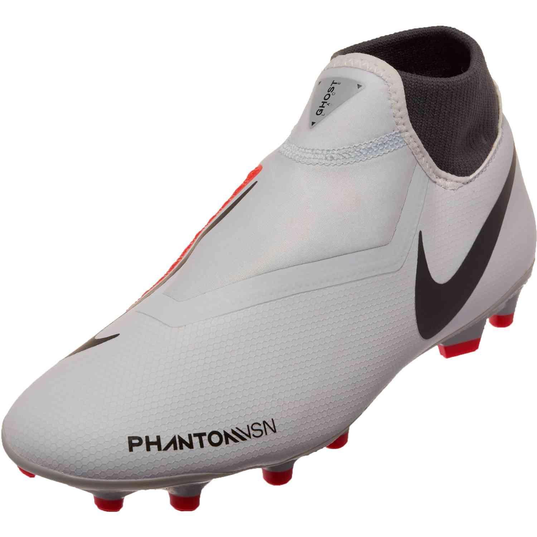 Nike Phantom Vision Academy MG – Pure Platinum Black Light Crimson ... f94d8a72e8729