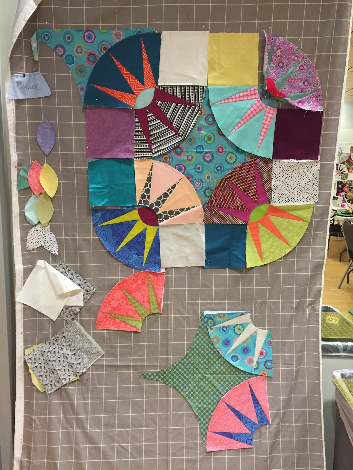 V Findlay Wolfe Blog Bright Lights Big City Class Circle Quilts Cozy Quilts Quilt Patterns