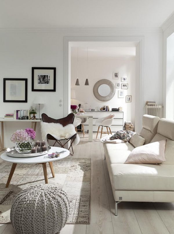 A kisbútorok Jolly Jokere a kötött puff sala Pinterest - gemütliches sofa wohnzimmer