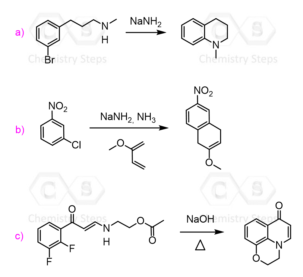 Nucleophilic Aromatic Substitution Practice Draw Suitable