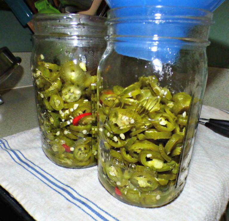 Cowboy Candy Sweet Pickled Jalapenos [Recipe Jalapeno
