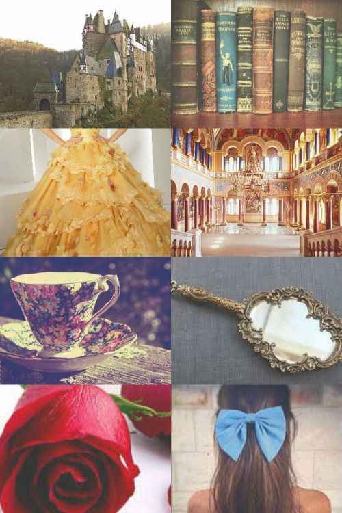Beauty and the Beast aesthetic - Google Search