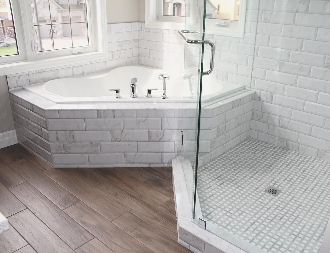 3x12 Subway Tile Shower