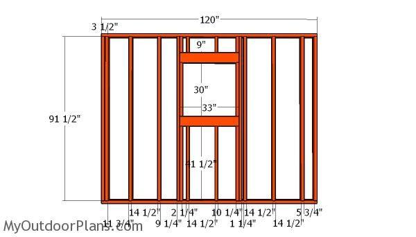 16x20 Gambrel Shed Plans Myoutdoorplans Free Woodworking