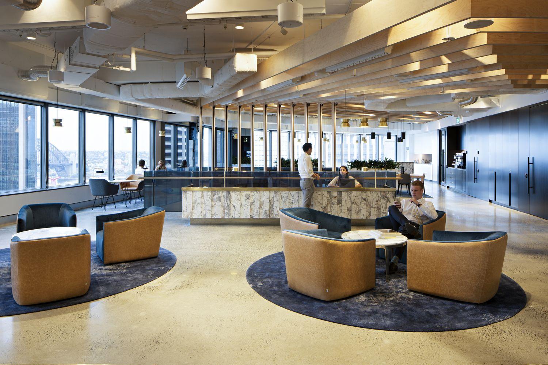 Cushman & Wakefield, Sydney / Bates Smart | Office & Working Space ...