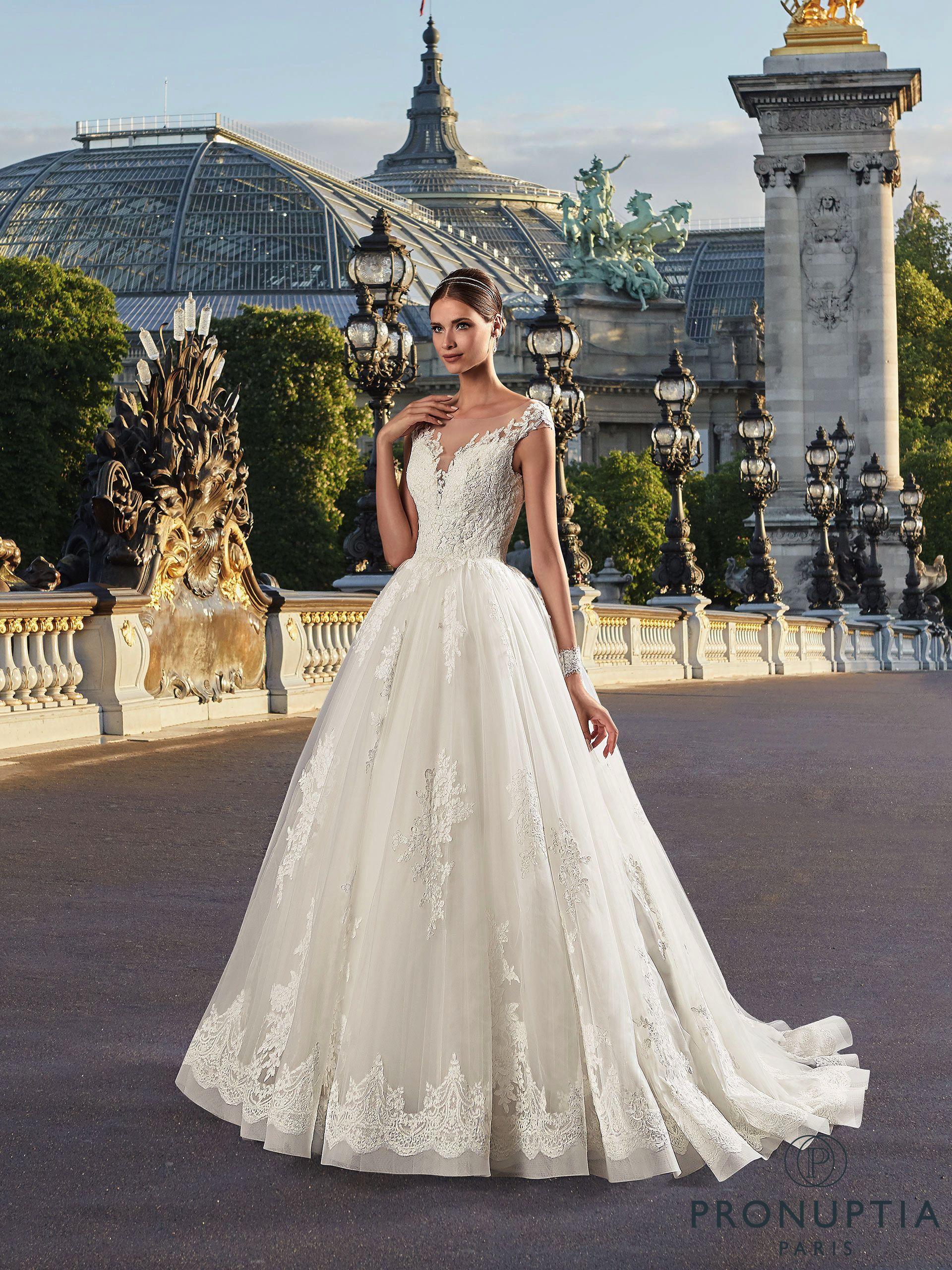 c1902b3611c Robe de mariée Debilly
