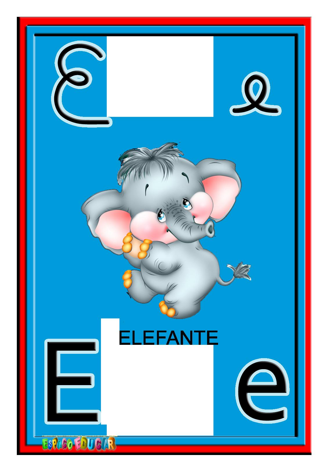 Alfabeto Ilustrado Colorido Cartazes De Parede Alfabetizacao